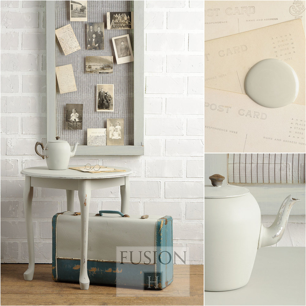 Fusion mineral paint in bedford - via My Painted Door (.com)