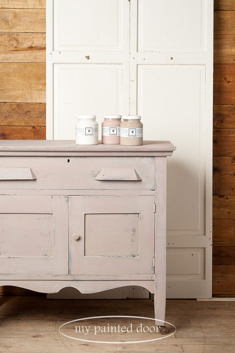 Layering colours with Fusion mineral paint