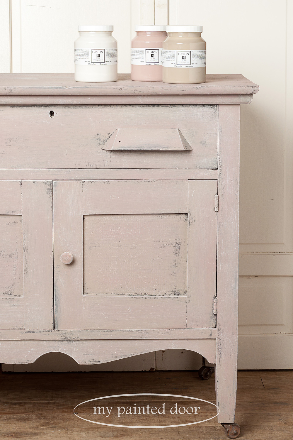 Layering colours with Fusion mineral paint u2014 My Painted Door