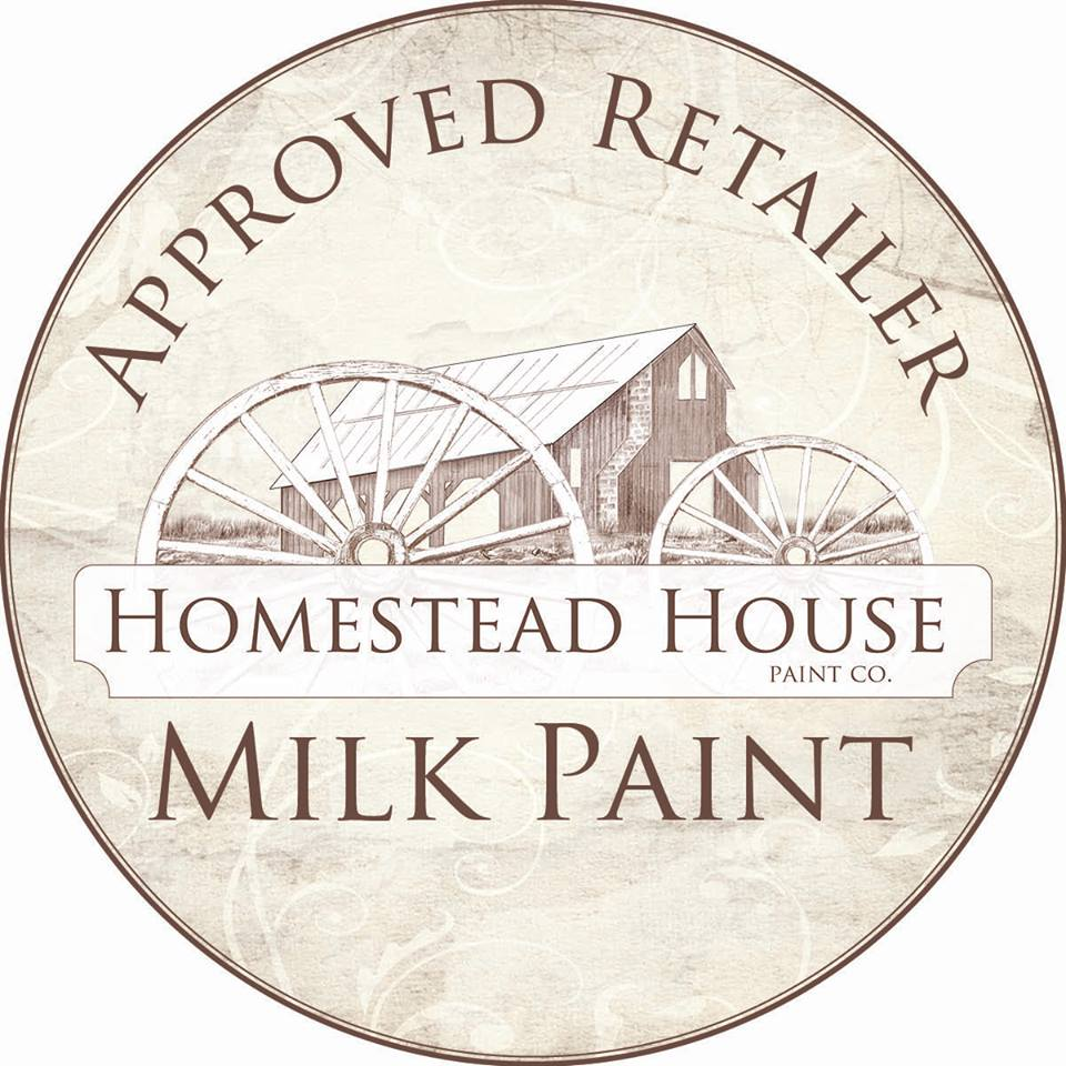 My Painted Door - certified retailer of Homestead House milk paint
