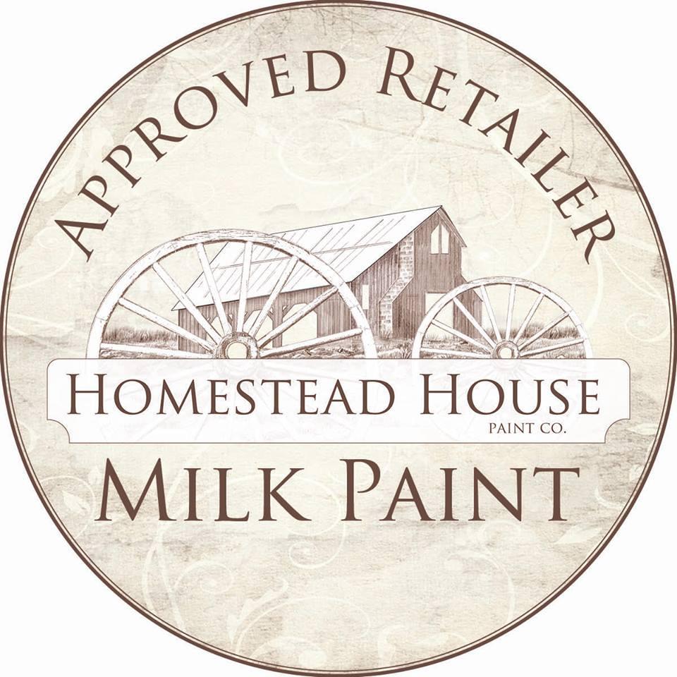 My Painted Door - certified retailer of Homestead House milk paint