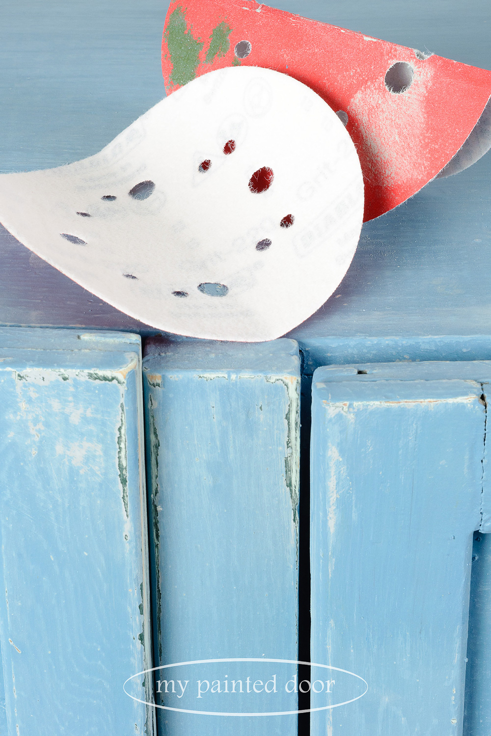 Miss Mustard Seed's milk paint tutorial - via My Painted Door (.com)