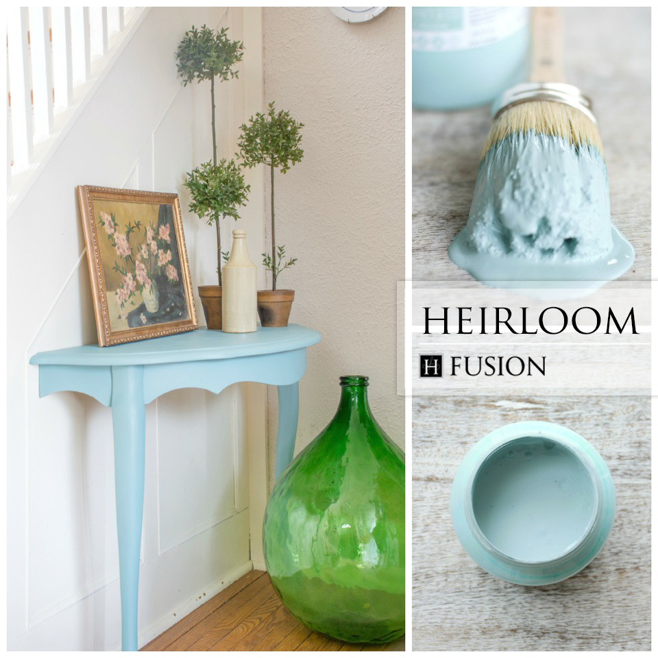 Fusion mineral paint in Heirloom from the Penney & Co. Collection - available at My Painted Door (.com)