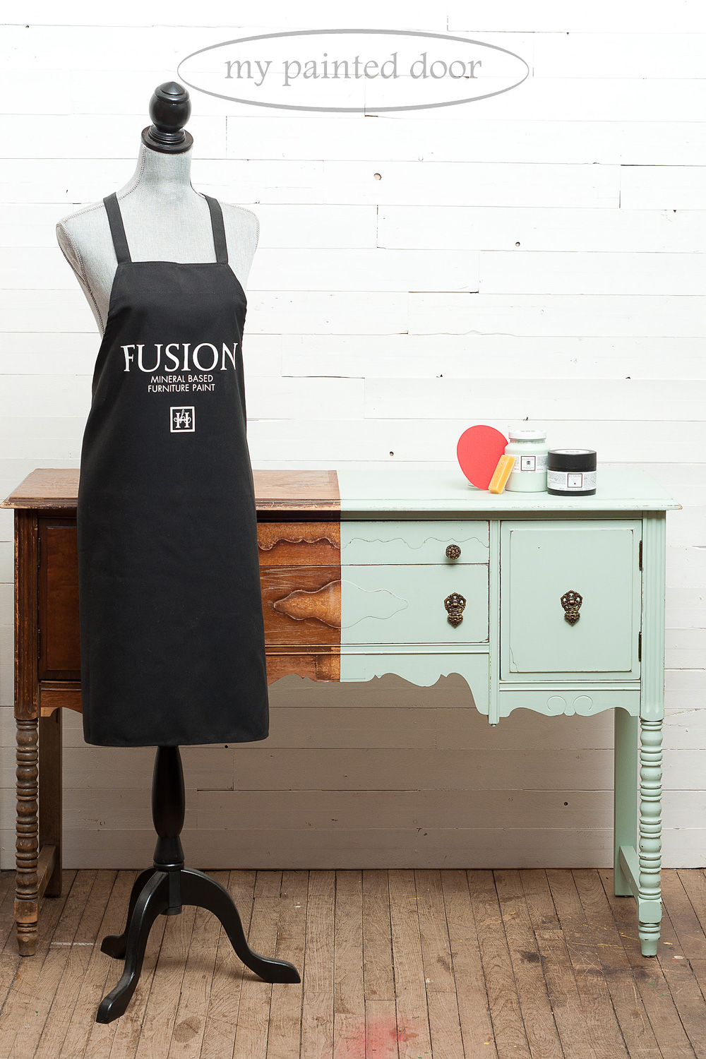 Easy peasy Fusion Mineral Paint My