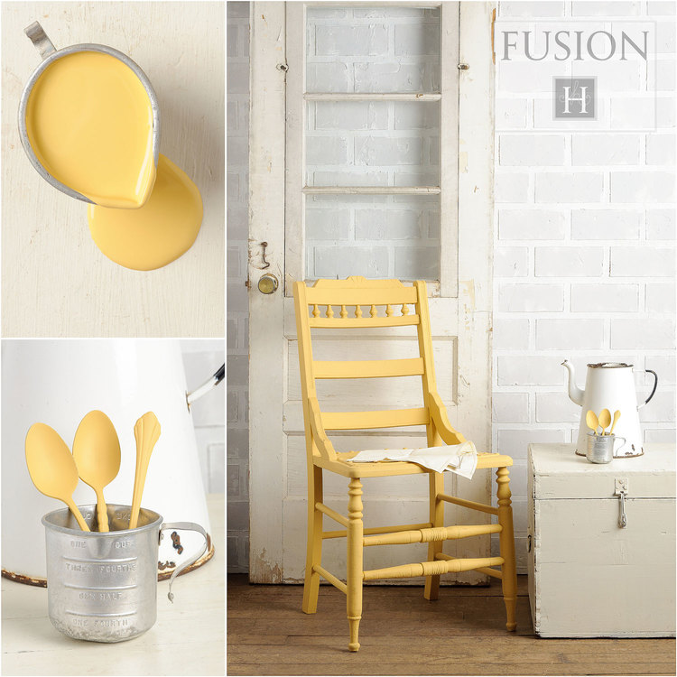 Coming soon … Fusion mineral paint!