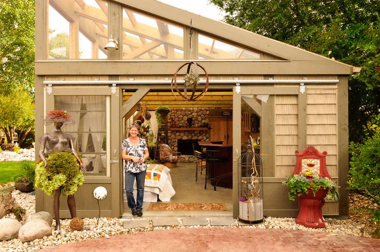 Patti's garden