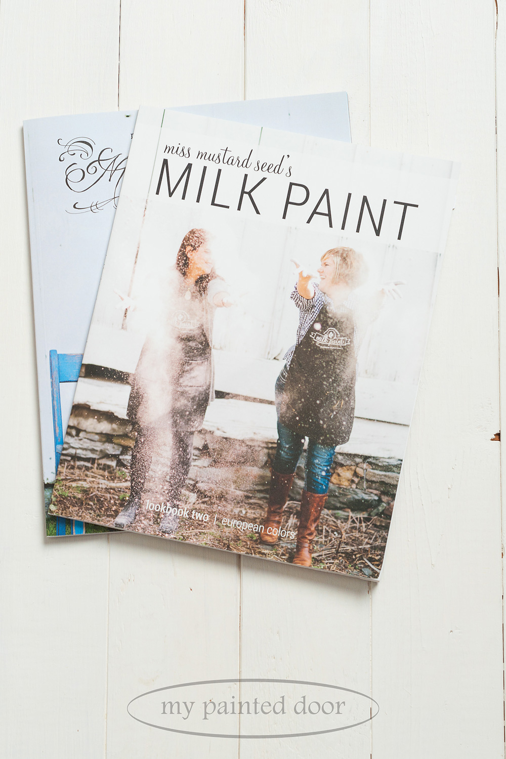 Miss Mustard Seed's Milk Paint Look Book One and Look Book Two