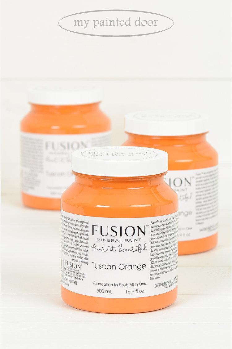 Tuscan Orange NbspA Rustic