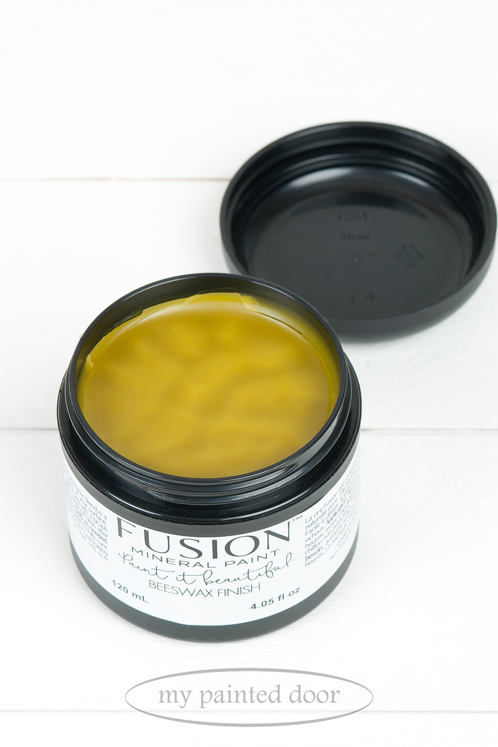 Fusion Beeswax Finish with hemp oil available at My Painted Door