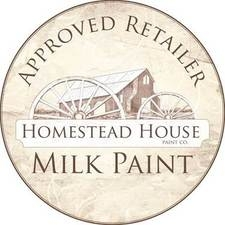 My Painted Door is a certified retailer of Homestead House Milk Paint