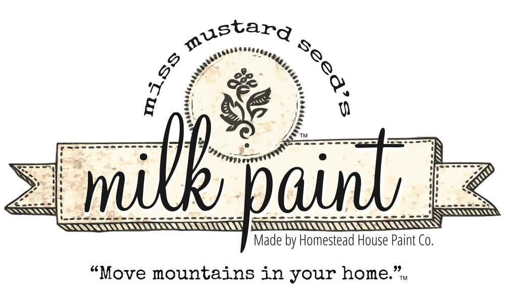 My Painted Door is a certified retailer of Miss Mustard Seed's Milk Paint