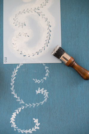 Elizabeth - Miss Mustard Seed's Milk Paint Stencil