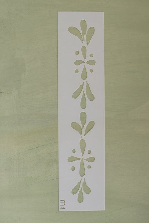 Nancy - Miss Mustard Seed's Milk Paint Stencil
