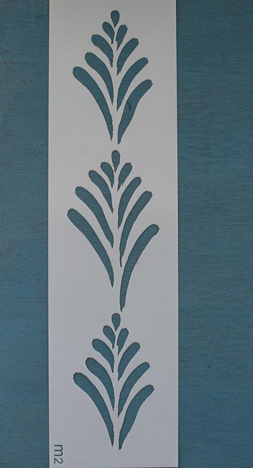 Linda - Miss Mustard Seed's Milk Paint Stencil