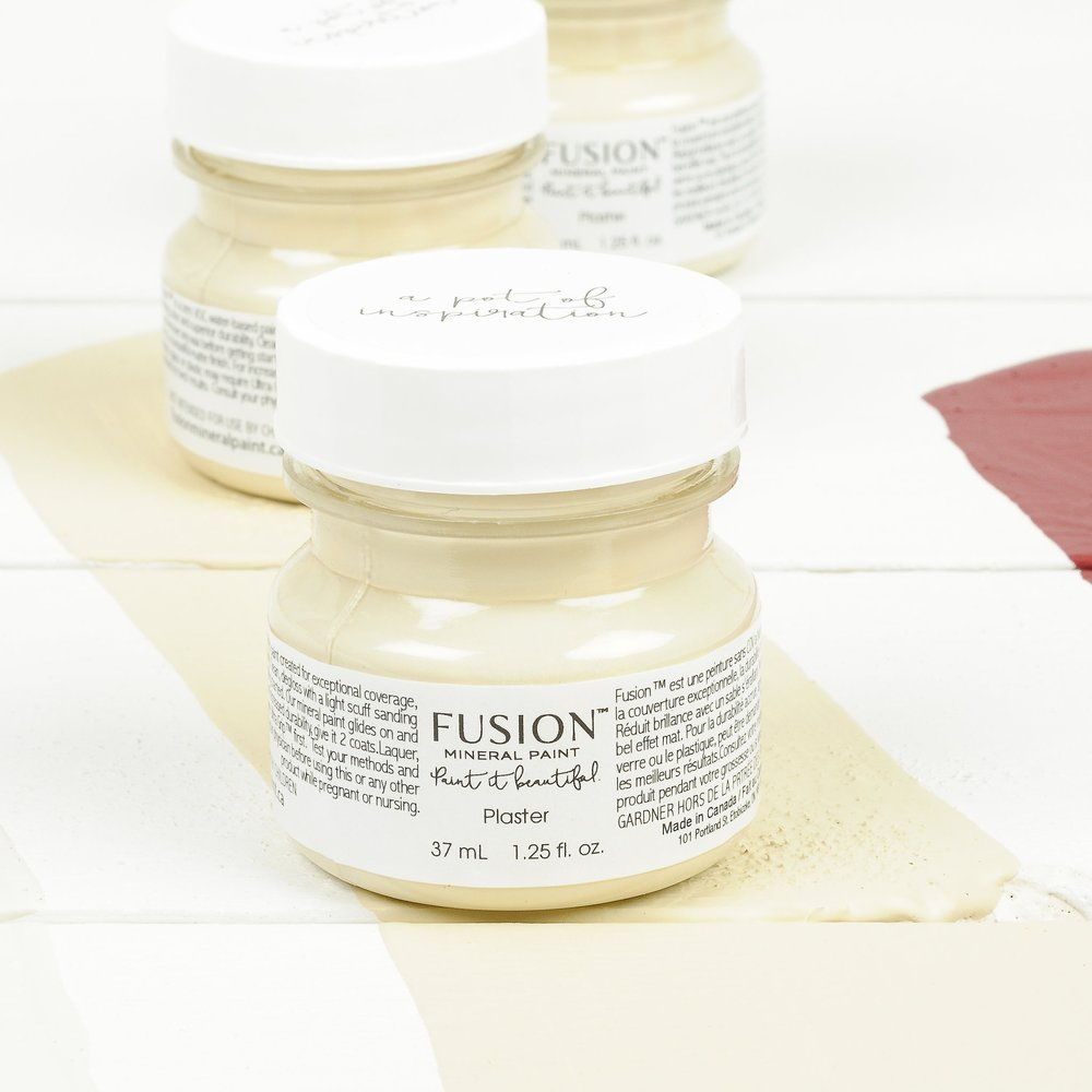 Fusion Mineral Paint Plaster