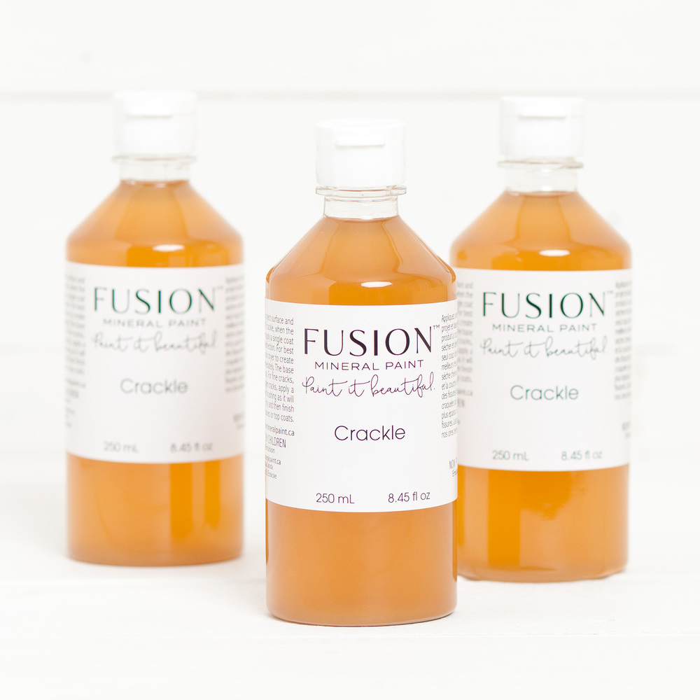 Half price sale - Fusion Mineral Paint Crackle