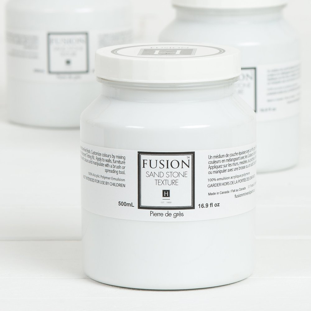 Half price sale - Fusion Mineral Paint Sand Stone Texture