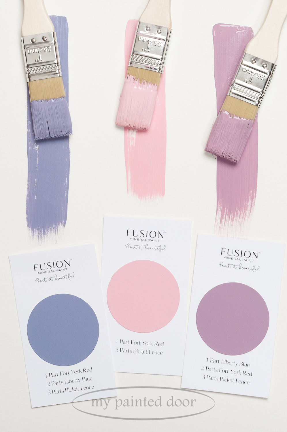 Fusion Mineral Paint - How to Mix Colours
