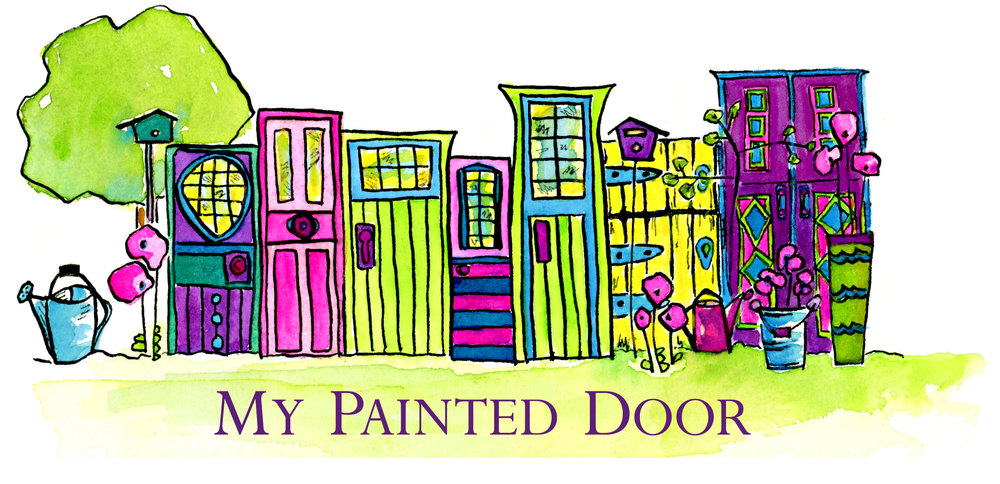 Amara Interior Blog Awards - My Painted Door is nominated for Best Colour Inspiration Blog.