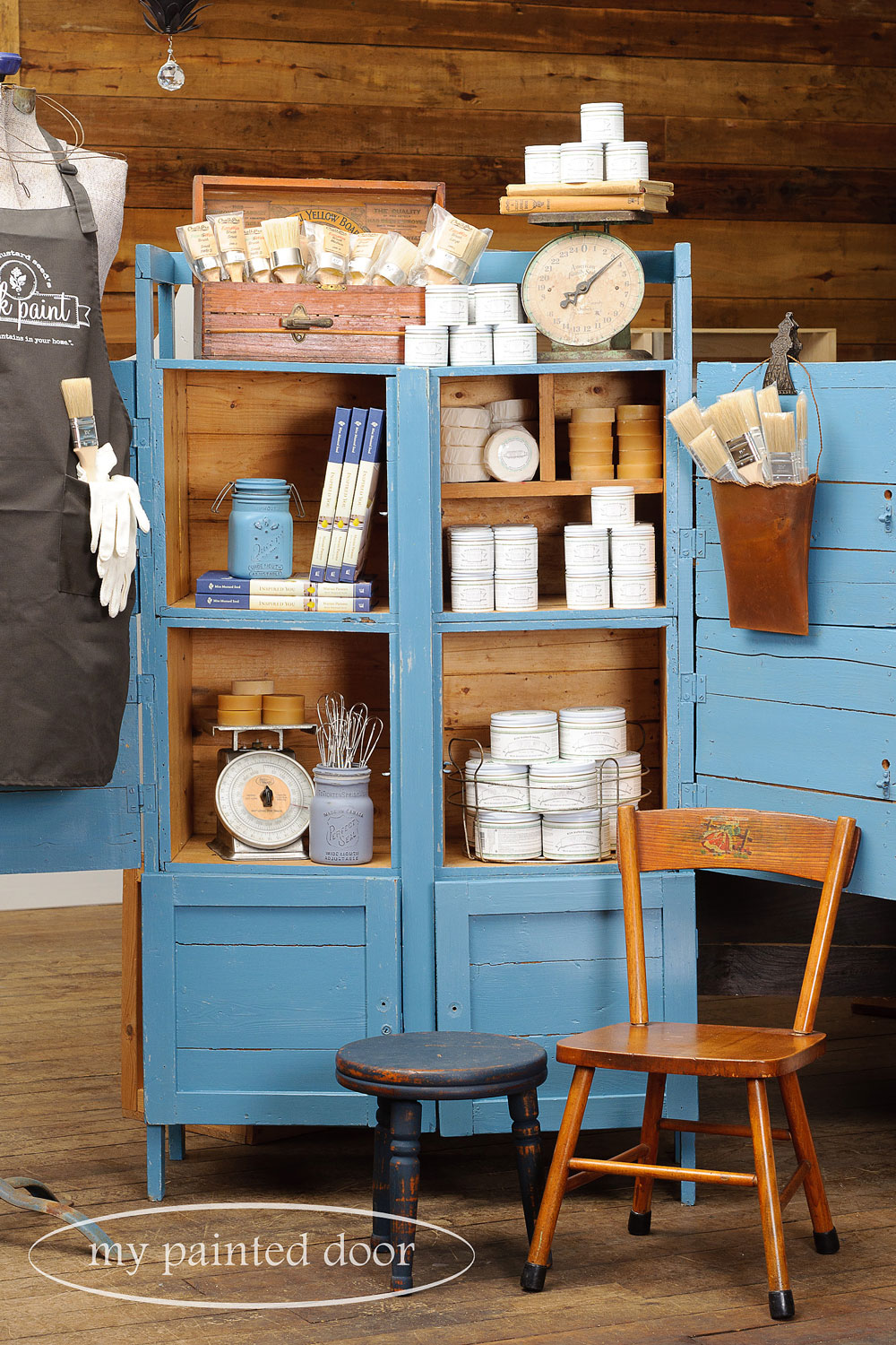 Milk Paint frequently asked questions.