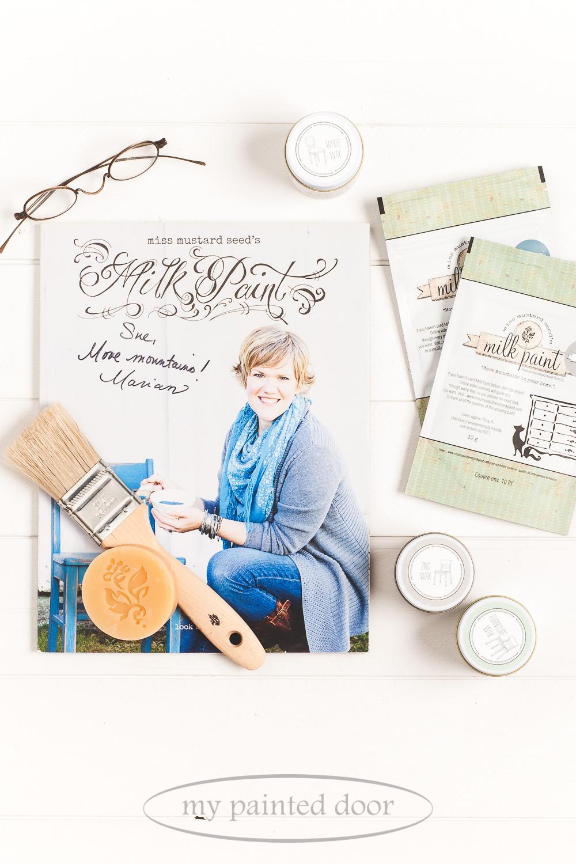 Miss Mustard Seed's Look Book