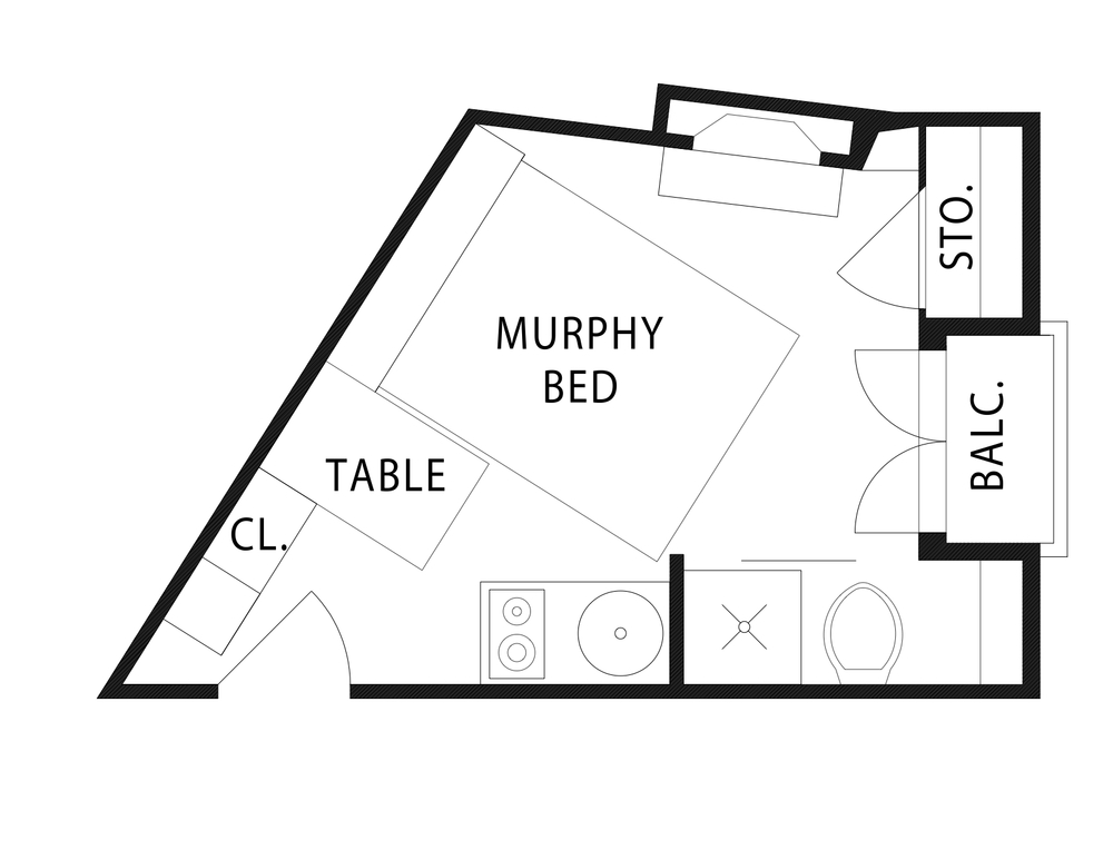 Full Measure Floorplans
