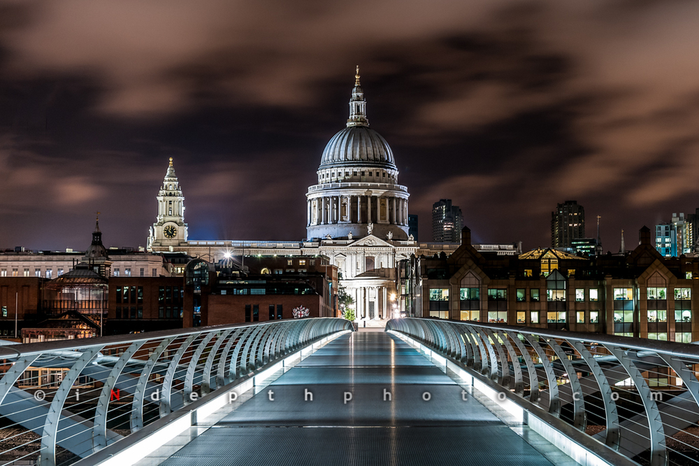 Bridge To St. Paul's