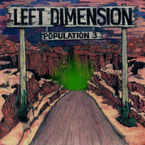 POPULATION 3 by Left Dimension. Released 20/1/14