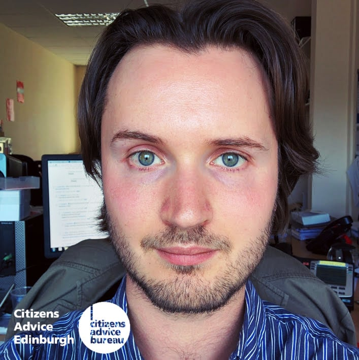 Callum Ogden - Citizens Advice Edinburgh