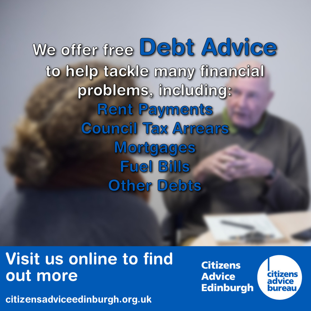 Citizens Advice Edinburgh Debt Advice