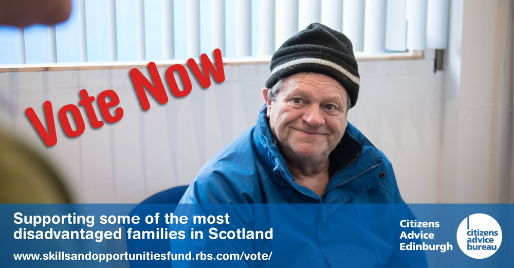 Citizens Advice Edinburgh RBS Fund