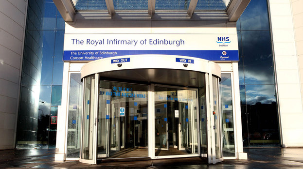 Rosie Wilson at Royal Infirmary of Edinburgh: 07780461966 -