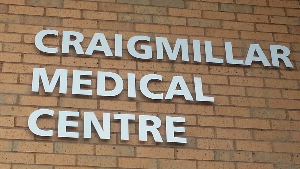 📞0131 322 2111 - Call the GP Surgery to make an appointment