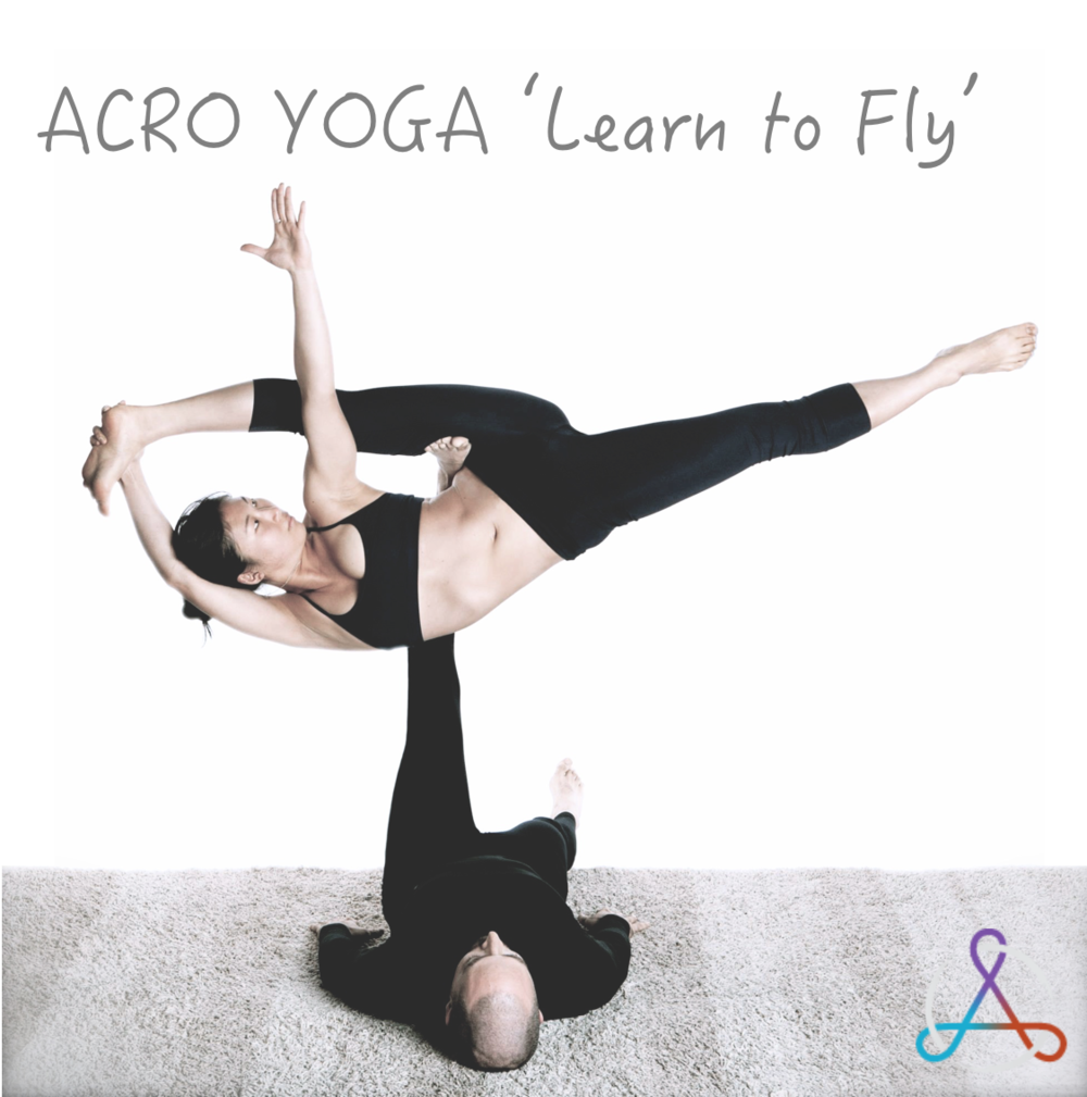Acro Yoga Workshop with Haein in Gent Sunday 1stMarch 3-6pm