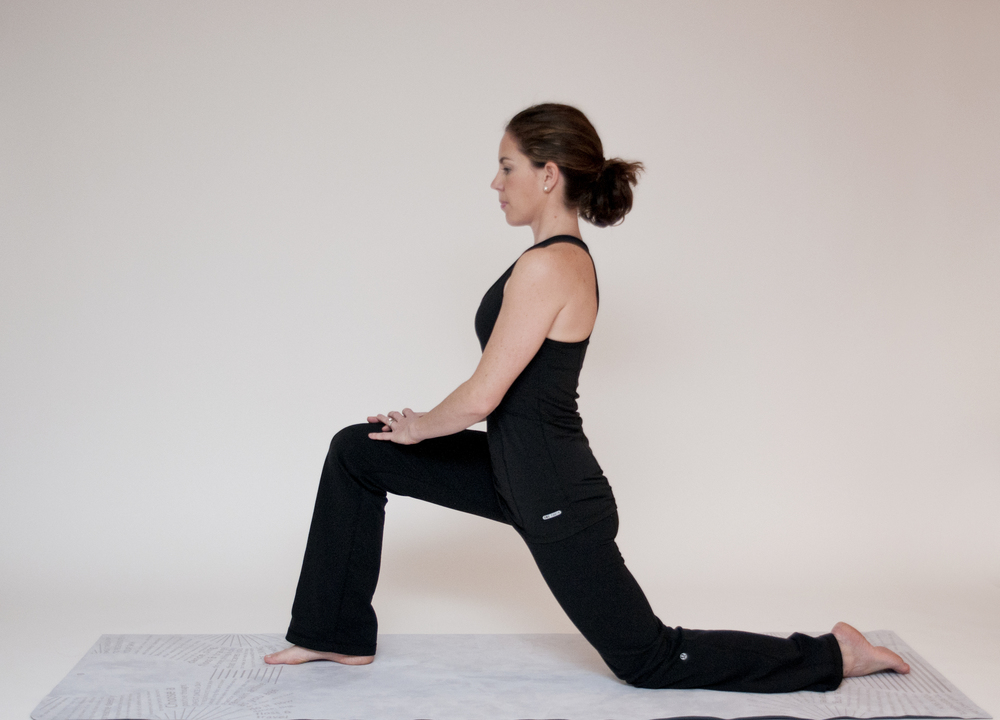 Hip Flexor Stretch (Psoas)