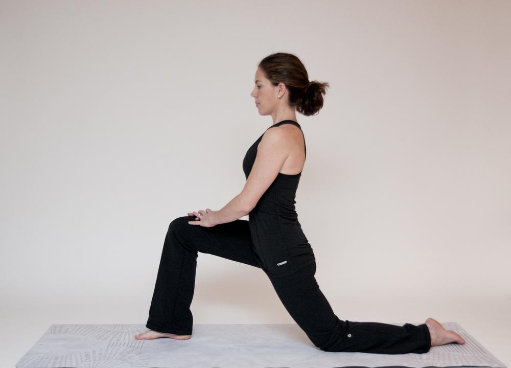 Hip Flexor Stretch (Psoas)
