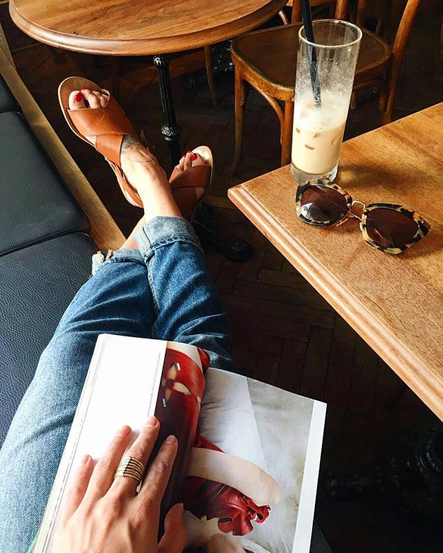 RG @esteramedic: Cozy Fridays 👌🏼 #kinsfolk #jewelry #rings #fridays #butfirstcoffee