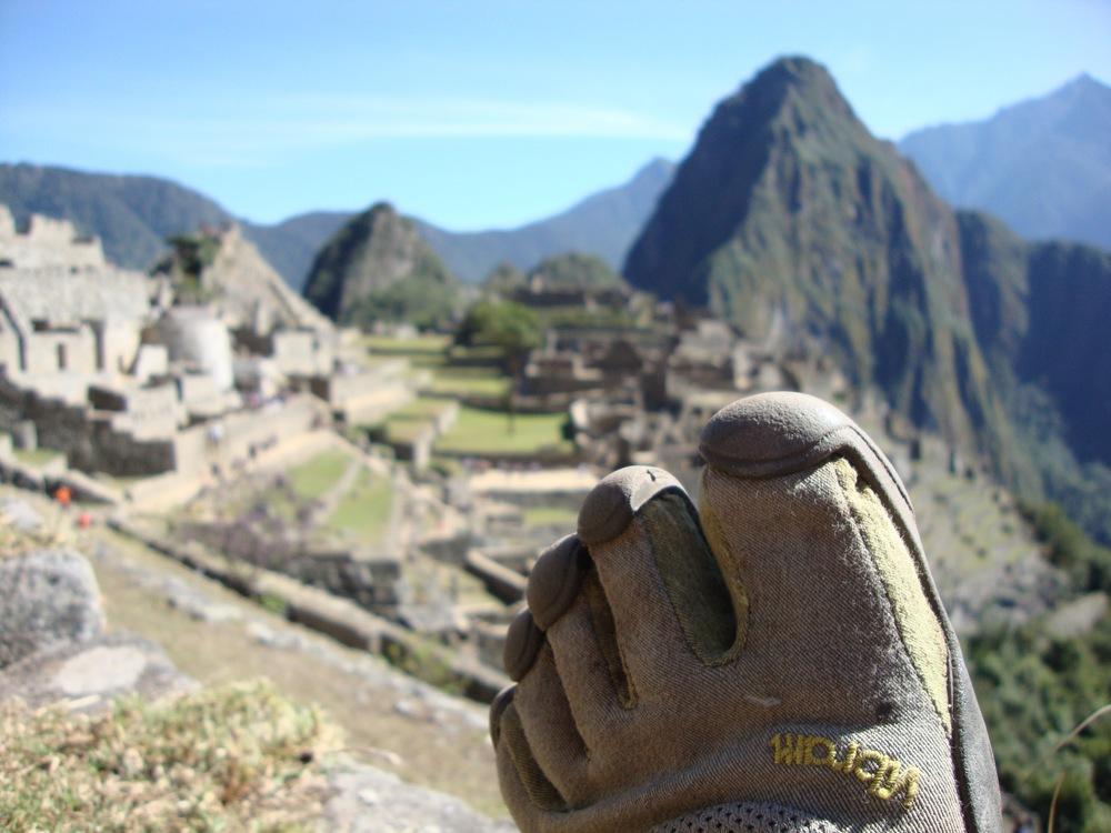 Machu Shoe