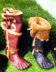 Ladies Five Finger Boot