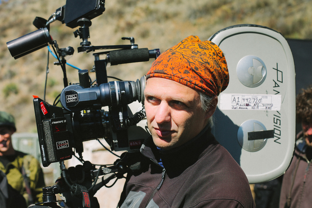 Petr Cikhart, Cinematographer