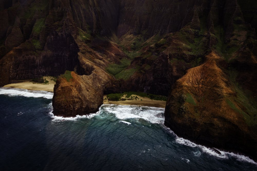 Napali Coast - Kauai