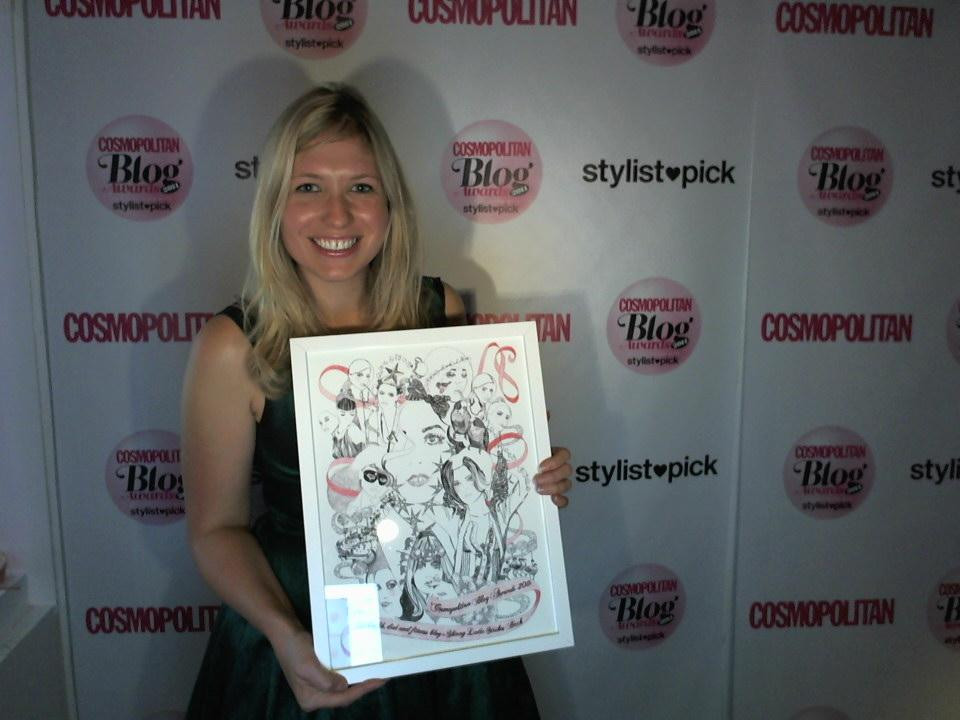 Cosmopolitan Blog Awards 2011