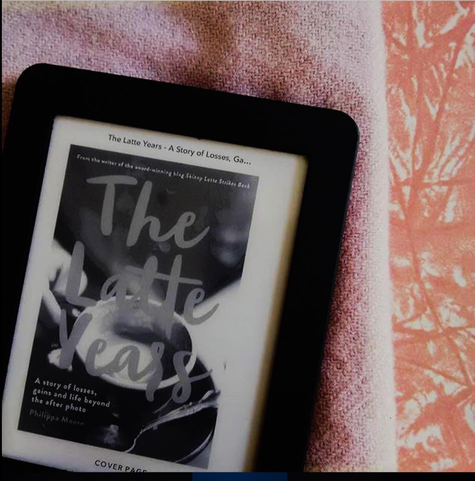 On Kindle! Thanks  Mezz  for the photo!