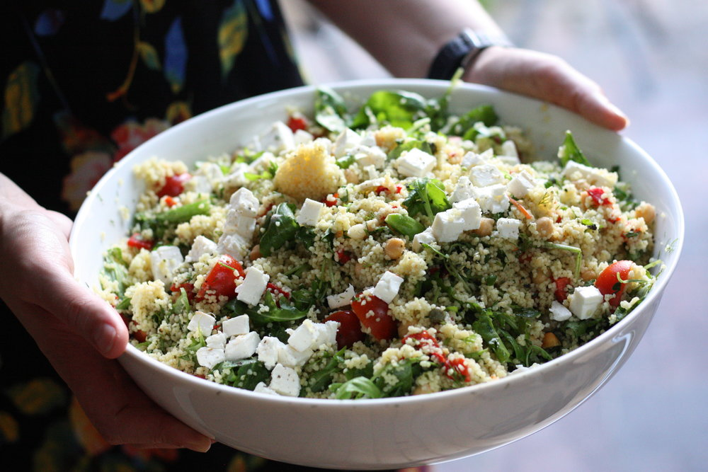 couscous-salad