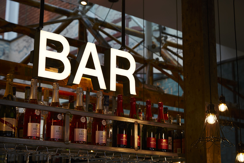 Wk Liverpool Restaurant And Bar Design Award Winner
