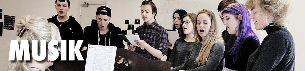 Musik og sammenspil på Egå Ungdoms-Højskole