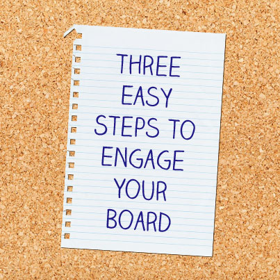 engage-your-board what your board members should do in fundraising