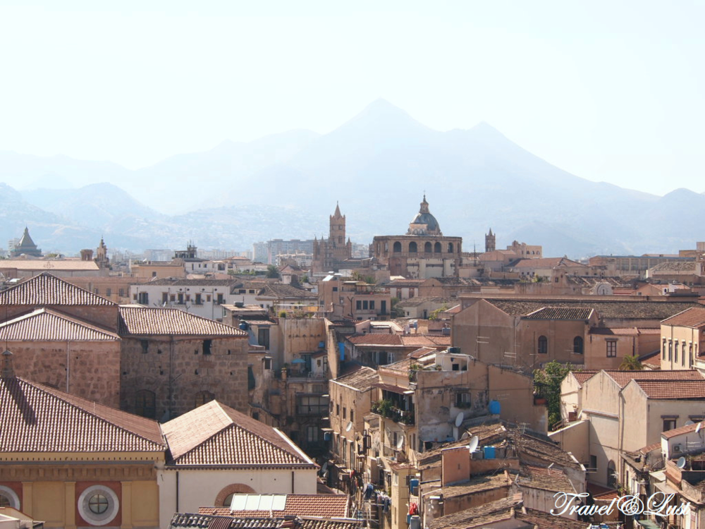 Capture the panoramic views from boutique and amazing hotels in Palermo hand picked by Don Saro.