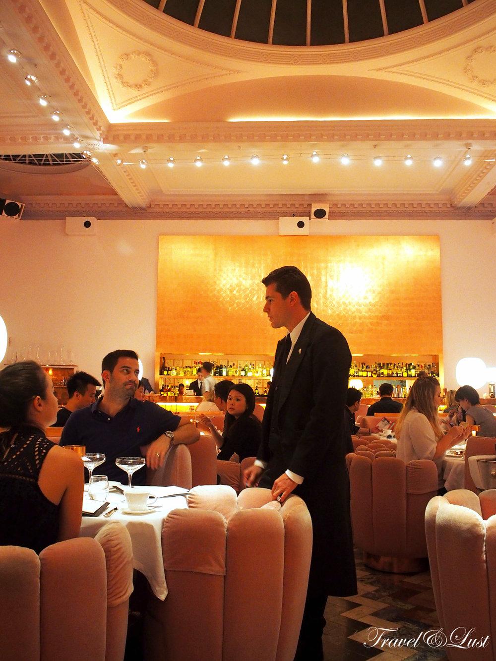 The Gallery -Modern European Gastro-Brasserie |Afternoon Tea: 12:30pm - 4:30pm (Mon-Sun) |Dinner: 6:30pm - 2am (Mon-Sat), 6:00pm - 12am (Sun)