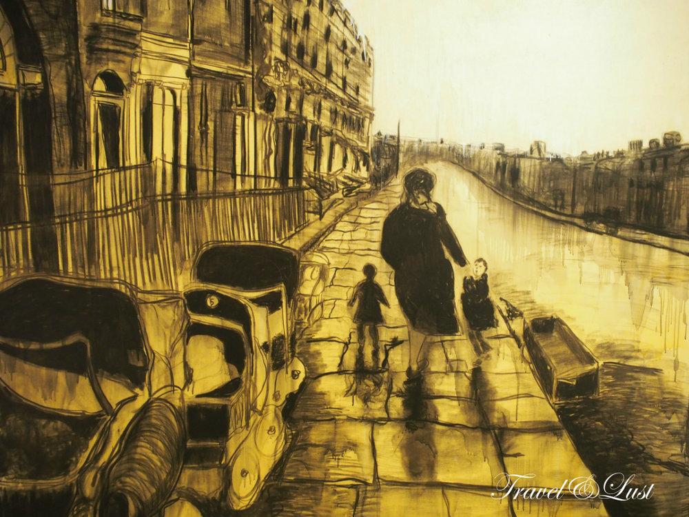 Gregori Iglesias. Le petit monsieur trist, 2005.